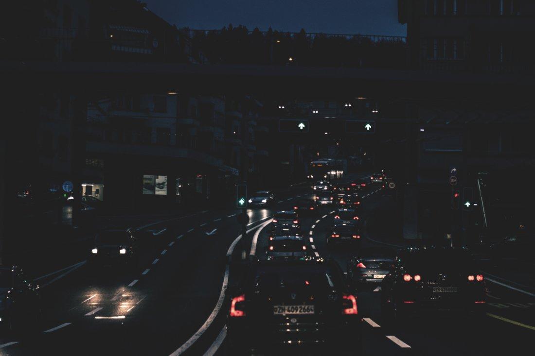 Conduite de nuit : les dangers